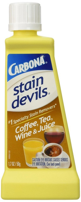 Carbona Stain Devils Coffee, Tea, Wine & Juice