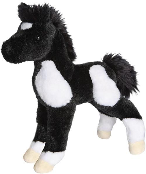 Runner Black & White Paint Foal