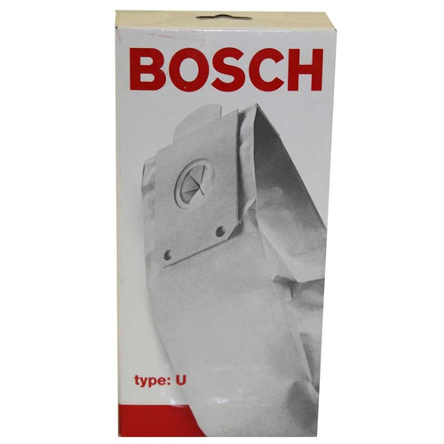 Bosch Type U Vacuum Bags (5 pack) [Kitchen]