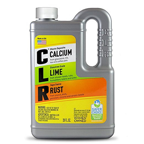 Calcium, Lime, and Rust Remover