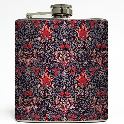 Ava - Liquid Courage Flasks - 6 oz. Stainless Steel Flask