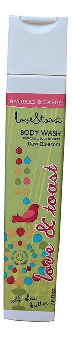 Love + Toast Body Wash - Dew Blossom - 7.5 fl oz