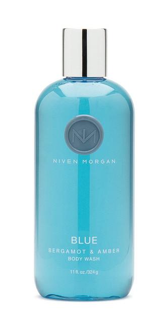 Niven Morgan Blue Body Wash