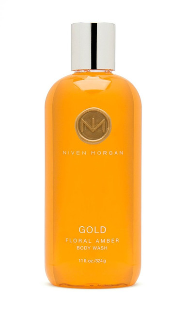 Niven Morgan Gold Body Wash