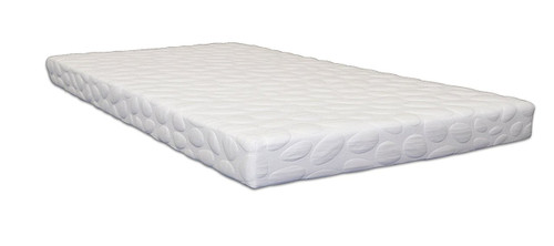 Pebble Certi-Pur Non Toxic Foam and Natural Latex Twin Mattress
