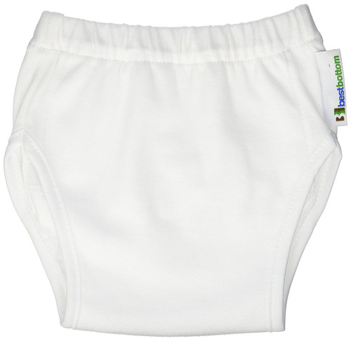 Best Bottom Training Pants, Coconut, Medium