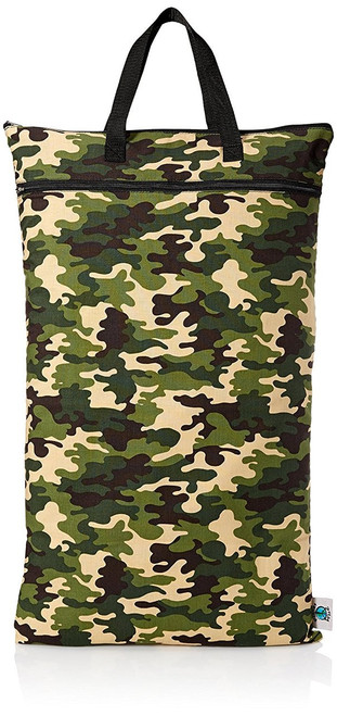 Planet Wise Hanging Wet/Dry Bag, Camo