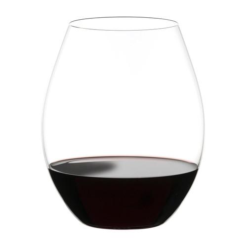 Riedel The Big O Crystal Syrah Stemless Wine Tumbler, Set of 6