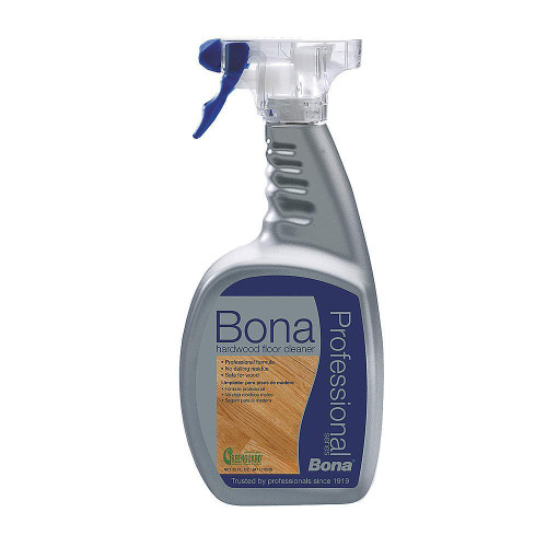 Bona Pro Series Wm700051187 Hardwood Floor Cleaner Ready To Use, 32-Ounce Spray