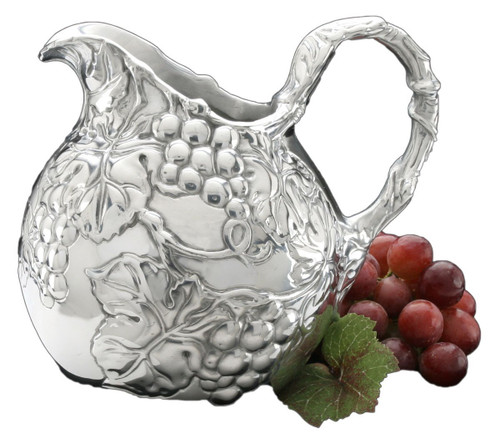 Arthur Court Grape 1-1/2-Quart Small Pitcher