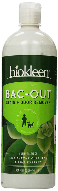BioKleen Bac-Out Stain & Odor Eliminator-32 oz.