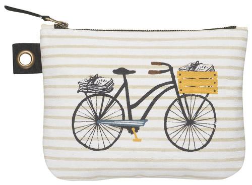 Danica Studio Bicicletta Large Zipper Pouch