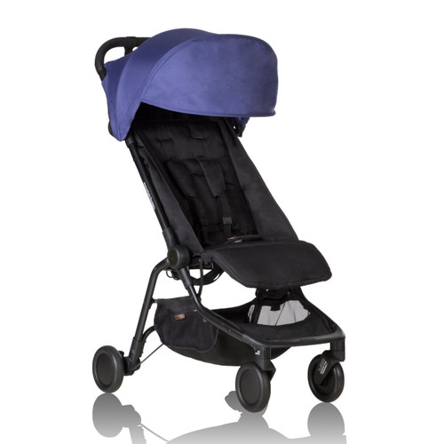 Mountain Buggy 2016 Nano Stroller, Nautical