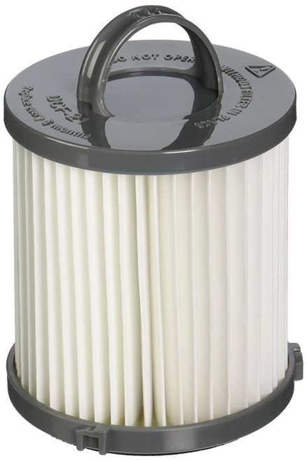 (1) Eureka DCF 21 Pleated Dust Cup HEPA w/activated Charcoal Vacuum Filter, Sanitaire Upright Bagless, Comfort Clean, Airspeed, Pet Lover Lite, Whirlwind, Expert Vacuum Cleaners, 68931A, 67821, 3276AZ 68931-2