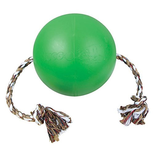 "10"" Tuggo Water Weighted Dog Toy - Green"