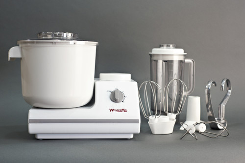 WonderMix Deluxe Kitchen Mixer (with Blender & Cookie Whips)
