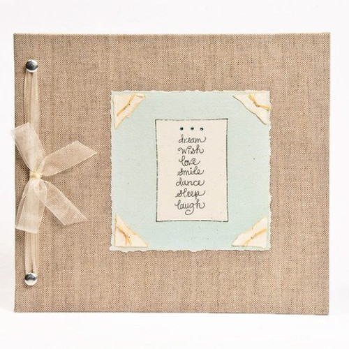 Hugs and Kisses XO Baby Memory Book: DREAM WISH LOVE Boy Baby Album from Birth to 5 Years
