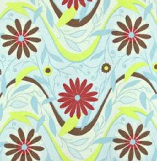 Planet Wise Designer Diaper Changing Pad - Gypsy Wave