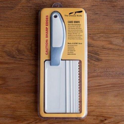 Cake Knife Packaged