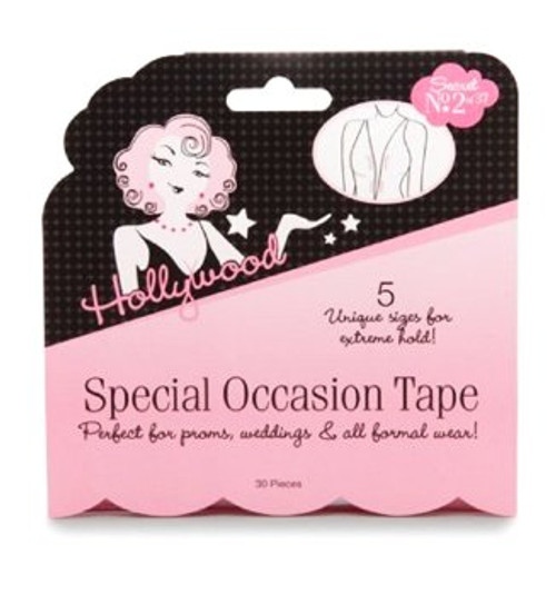 Clothing 2 Sided Special Assorted Occasion Fashion Tape
