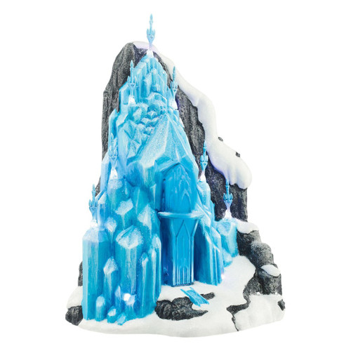 Department 56 Frozen Elsa's Ice Palace Lit House