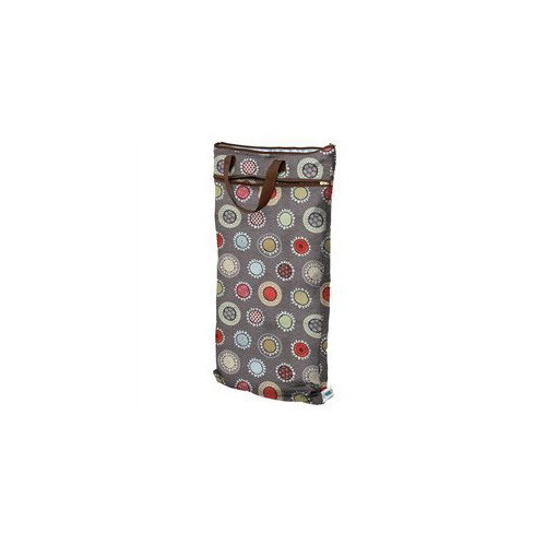 Planet Wise Hanging Wet/Dry Bag, Funky Flowers