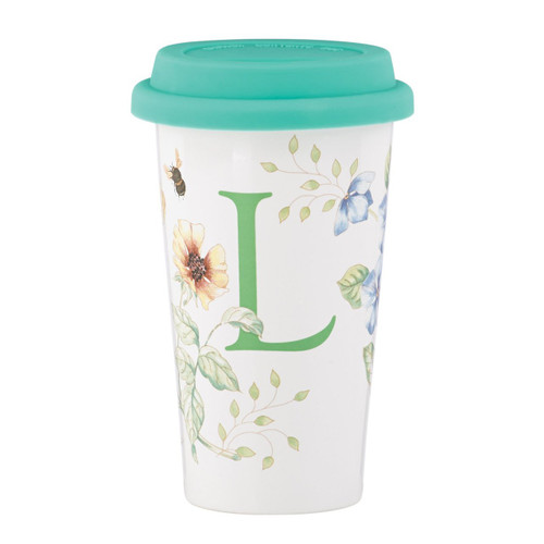 Lenox Butterfly Meadow Thermal Travel Mug L Our