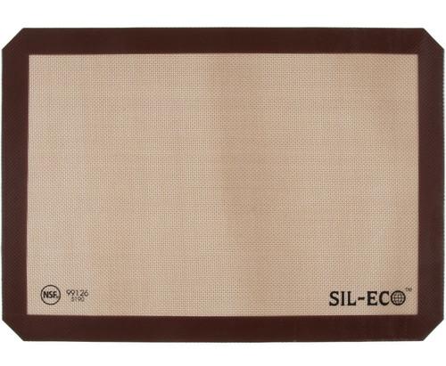 "Sil-Eco E-99126 Non-Stick Silicone Baking Liner, Half Sheet Size, 11-5/8"" x 16-1/2"""