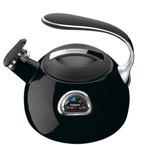 Cuisinart PerfecTemp Porcelain Enameled Teakettle