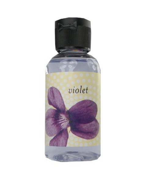 1 X One Bottle of Genuine Rainbow Violet Fragrance