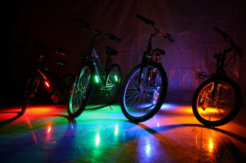 Go Bike Brightz Bicycle Lights