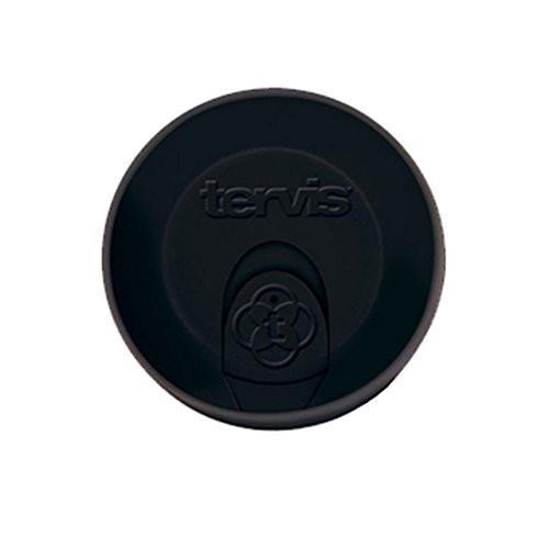 Coton Colors Decorative Tervis Travelers Lid, 24 oz, Black