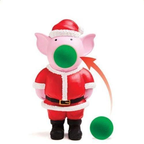 Qiyun Hog Wild 54305 Holiday Santa Pig Popper New SEALED