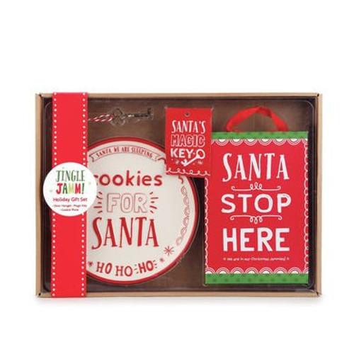 Demdaco Silvestri Collection Christmas Preparation Gift Box Set