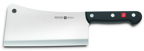 Wüsthof Classic 9 Inch Cleaver - Full Tang and Precision Forged