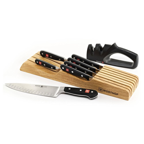 Classic In Drawer Gourmet Steak Knife Set (Set of 9)
