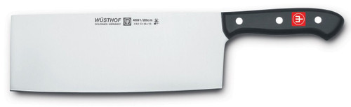 Gourmet Chinese Cleaver Blade Length: 8""