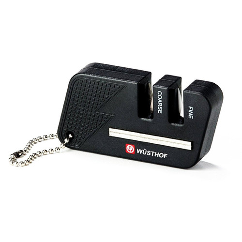 Wusthof Black Keychain Sport Knife Sharpener