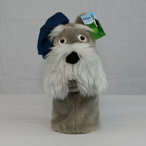 "The Littlest Golfer Club Head Cover and Puppet ""Mulligan"""