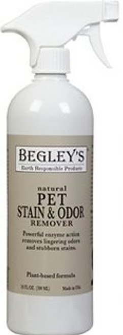 Begley's Best Pet Stain & Odor Remover - 24 oz