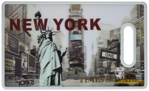 Cuisinart 3D New York Cutting Board, Multicolor