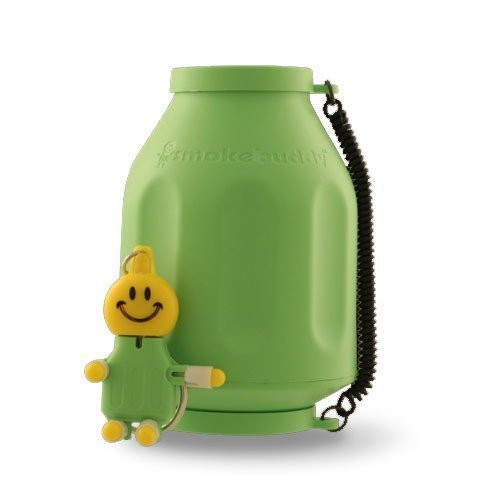 1 X Lime Green Smoke Buddy Personal Air Purifiery And