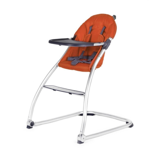BabyHome Eat High Chair, Clay
