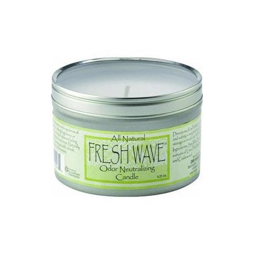 fresh wave odor neutralizing soy candle our. Black Bedroom Furniture Sets. Home Design Ideas