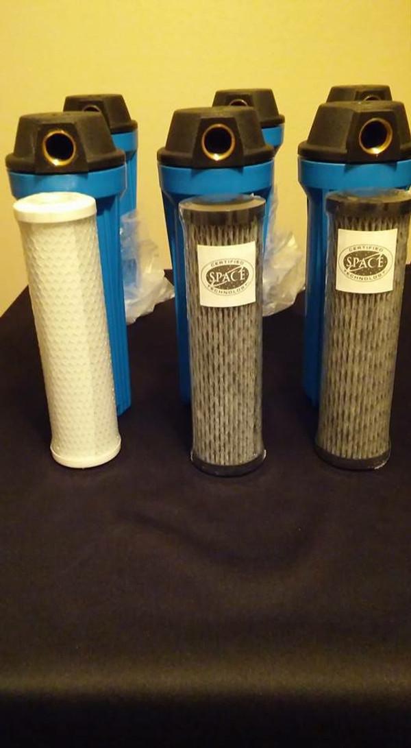 3 stage NASA based Under Counter filtration system