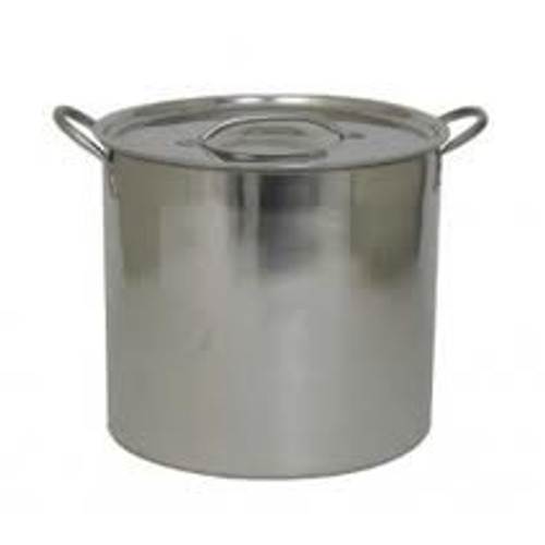 5 Gallon Stainless Steel Kettle for Homebrew Beer, Wine and Cider | BREW International