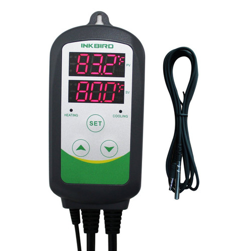 Inkbird ITC-308 Plug & Play Temperature Controller Front | Brew International