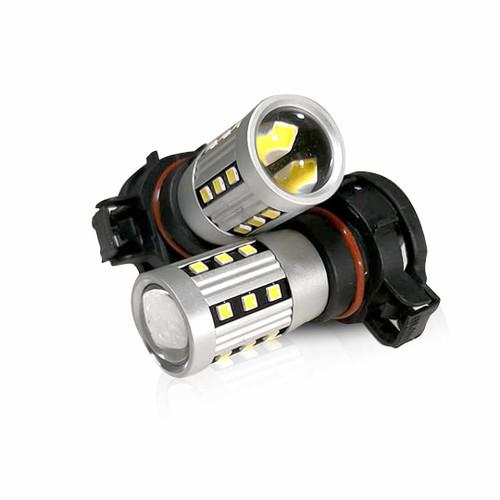 High Power LED Fog Light Bulbs for 2007-2018 Jeep Wrangler JK