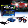 LED Headlight Conversion Kit GX7 PRO for Jeep Wrangler JL 2018-up