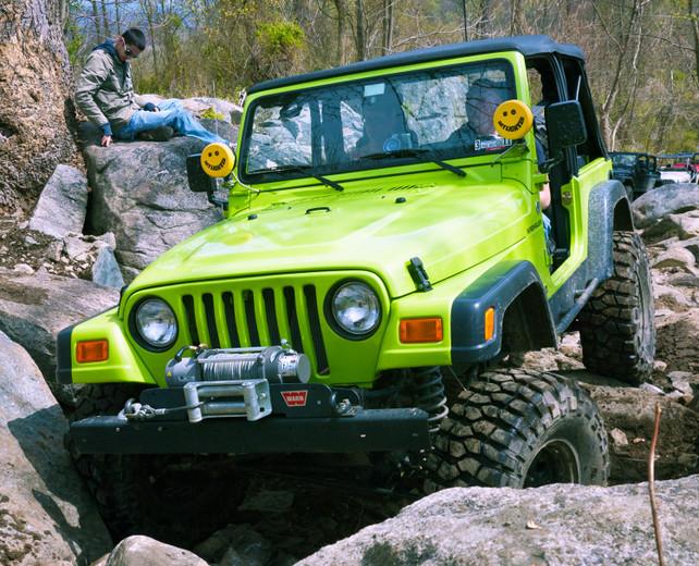History Of The Jeep Wrangler TJ LJ 1997 2006
